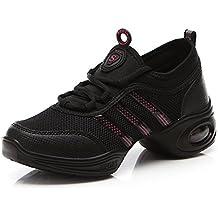 zapatos de baile cuadrados mujeres/zapatos modernos/aptitud/zapatillas de gimnasia de Estados Unidos/zapatos de baile aumentaron