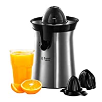 Russell Hobbs Stainless Steel Centrifugal Juice Extractor,Silver - 22760
