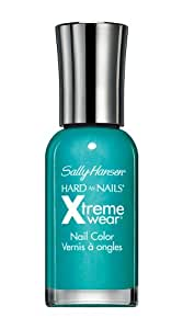 Sally Hansen Hard As Nails Xtreme Wear - the real teal 480