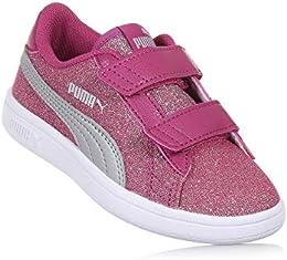 scarpe puma rosa bambina