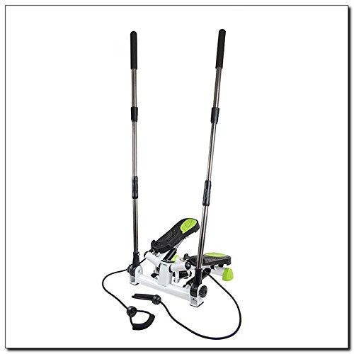 Stepper Version Nordic Walking mit Lenker verstellbar und elastisch Killer.