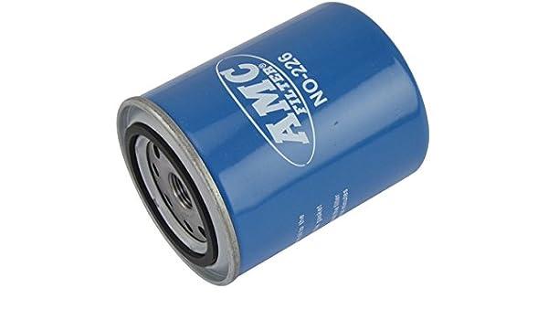 AMC Filter NO-226 Oil Filter: Amazon co uk: Car & Motorbike