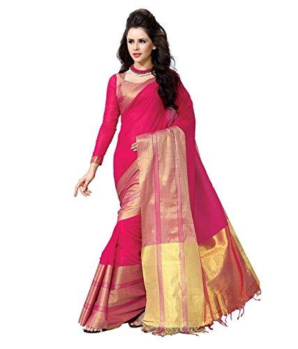 SRP Fashion Selection black colour cotton silk saree