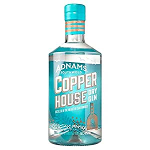Adnams Copper House Dry Gin 40 70cl Amazon Co Uk Grocery