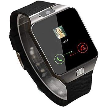 Smart Watch Dz09 Gold Silver Smartwatch Relojes para iOS para ...