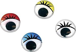 Gütermann / KnorrPrandell 2479192 - Moviendo los Ojos Color de 12 mm, 20 Piezas / Bolsa Importado de Alemania