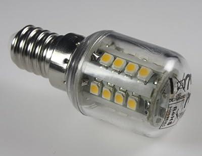 LED Birne Kühlschrankleuchte Lampe E14 SMD kühlschrank von 123Trading auf Lampenhans.de