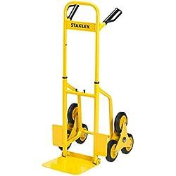 Stanley SXWTD-FT521 Diable Pliable Acier Triple Roues 120 kg