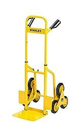 Stanley Steel Folding Hand Truck-120KG, Yellow, SXWTD-FT521