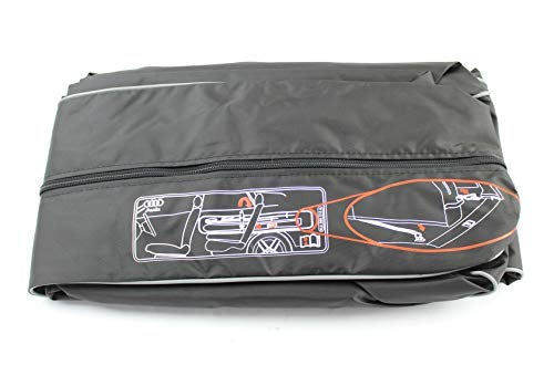 Preisvergleich Produktbild Aud A1 A3 A5 Q7 Skitasche Snowboardtasche Skisack Ski Tasche 4L0885215A