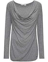 bellybutton Damen Umstands Langarmshirt Stillshirt 1/1 Arm