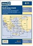 Imray Chart G11: North Ionian Islands - Nisos Kerkira to Nisos Levkas (G Series, Band 11)