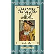 Prince & The Art Of War by Niccolo Machiavelli (2004-08-01)
