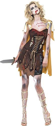 Zombie Sexy (Halloween Sexy Gladiatorinnen-Zombie-Kostüm für)