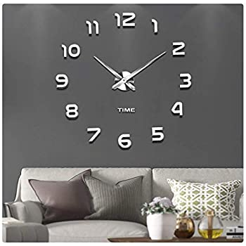 packing Without Battery Mute Wall Clock Movement Kit Set Simple Silent Long Axis Movement Kit For Home Hotel School At All Costs