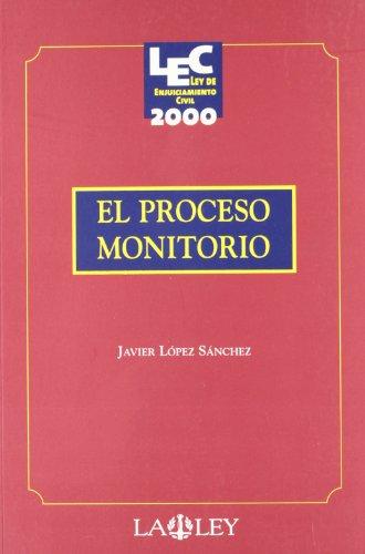 El proceso monitorio por Fernando Gascon