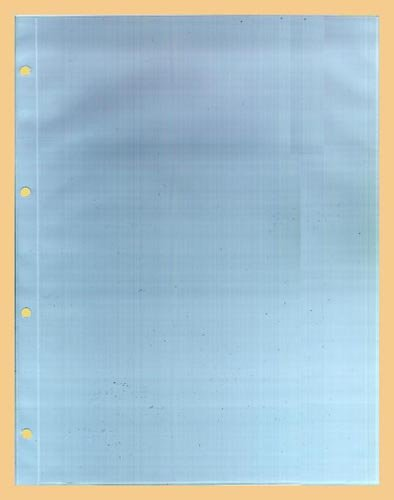 10x KOBRA-Einsteckblatt Nr. G51E