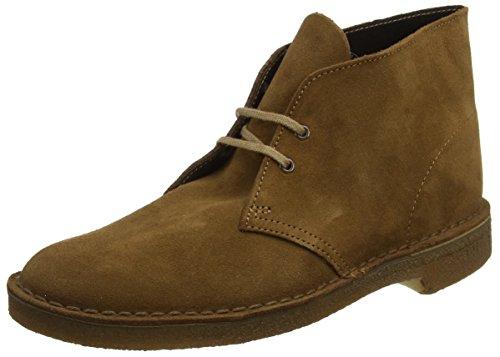 Clarks Originals Desert Boot, Herren Desert Boots Kurzschaft Stiefel & Stiefeletten, Braun (Cola Suede), 44 EU 9.5 UK (Mens Stiefel Clarks Casual)
