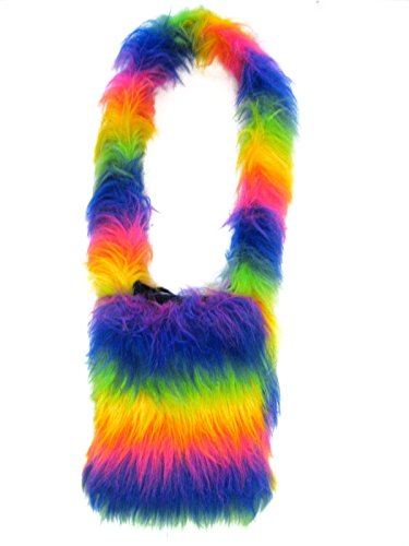 Insanity Damen Schultertasche Rainbow Insanity Multi Damen fqqORnFw