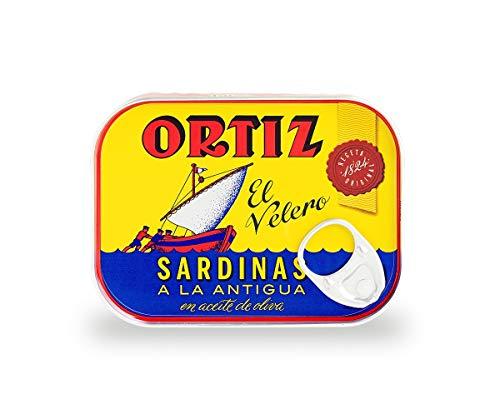 Ortiz Sardinen in Olivenöl, 140 g
