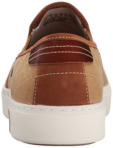 Timberland AMHERST DOUBLE GORE SLIP Bone Brown 9Aqxa