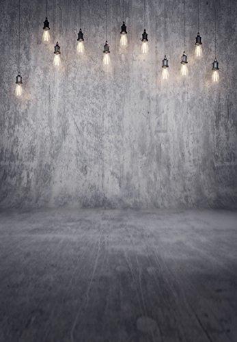 5x7ft150220mtela-pictorica-cemento-pared-fondos-impreso-con-retro-luces-de-bulbo-publicidad-antecede