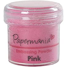 Docrafts 1 Oz Embossing-Puder, Pink