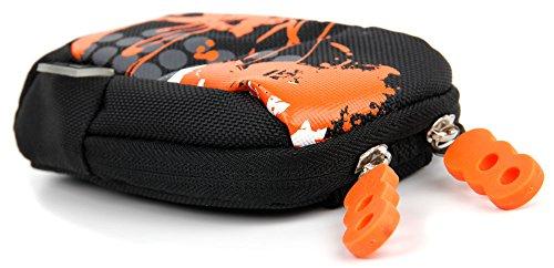 housse-etui-orange-noir-pour-montre-connectee-garmin-fnix-fenix-2-forerunner-110-et-210-passant-de-c