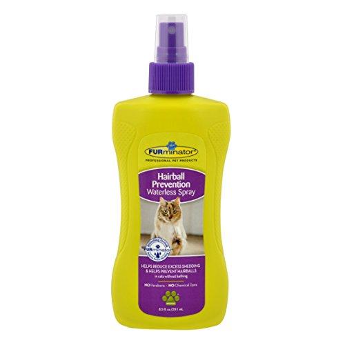 Furminator Hairball Prävention-Haaren Trockenspray für Katzen
