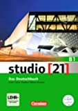 Studio [21] - Grundstufe: B1: Gesamtband - Das Deutschbuch (Kurs- und Übungsbuch mit DVD-ROM): DVD: E-Book mit Audio, interaktiven Übungen, Videoclips