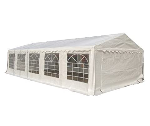 FoxHunter Heavy Duty 5m x 10m Waterproof Wedding Tent Marquee