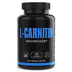 Gym Nutrition L Carnitin