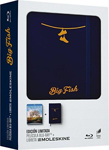 Preisvergleich Produktbild Big Fish - Der Zauber,  der ein Leben zur Legende macht (Big Fish,  Spanien Import,  siehe Details für Sprachen)