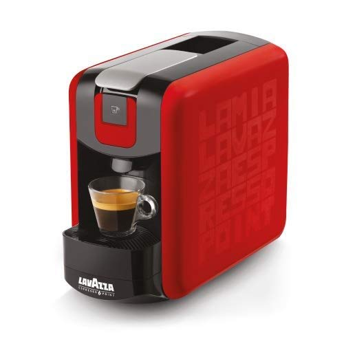 MACCHINA CAFFE\' LAVAZZA compatibilita\' ESPRESSO POINT LAVAZZA EP MINI RED - ROSSA