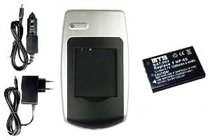 Akku-Ladegerät für Rollei Movieline DV5, P3, P5, P6, SD5 SD40, SD55 SD230