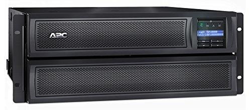 APC SMX2200HV Smart-UPS X 2200VA 4U Rack/Tower Netzteil (1980 Watt, 230V, 50/60Hz, USB) -