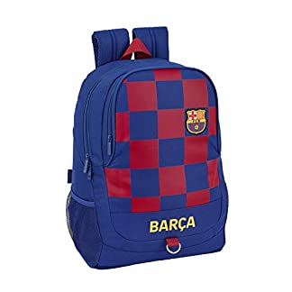 41LsrwYLFtL. SS324  - FC Barcelona Mochila Grande Adaptable a Carro