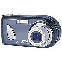 Digital photo camera DXG-518S 5MP 32MB internal memory 3X optical zoom video recording