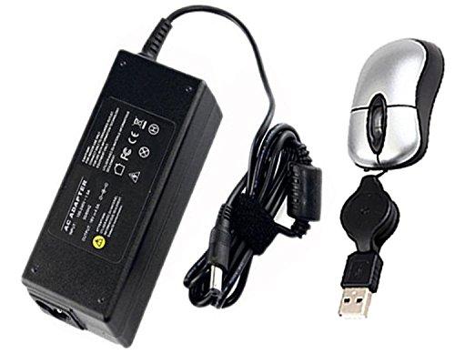 amsahr IBM16V4.5A72W-05 Ersatz AC Power Adapter für IBM 16V, 4.5A, 72W, PCG: A20, A20M, A20P, A21, A21E, A21M - Umfassen Mini Maus Schwarz (T41 T42 Mini)