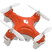 """SKEYE Nano 2 Drone - Aerobatic """"Flip"""" Capability - Auto Take-Off &Land, Altitude Hold - Remote Control With Joystick - Compact Mini Quadcopter With One Year Warranty"""