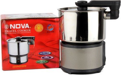 Nova NRC-974 TC Travel Cooker, 1.3 Litres  available at amazon for Rs.4444
