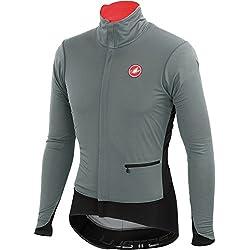 Castelli *** Alpha - Шерстяная куртка, цвет черный