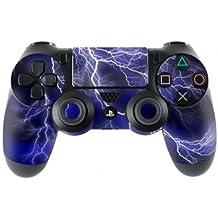 Sony Playstation 4 Controller Skin - Design Schutzfolie Sticker Aufkleber Set styling für PS4 Controller ( Auch PS4 Slim & PS4 Pro )