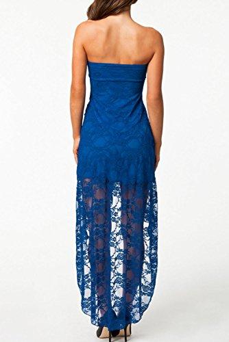 E-Girl femme Bleu SY6238-1 Tenue De Soiree Bleu