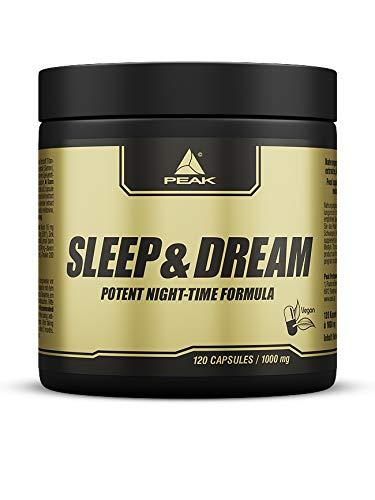 PEAK Sleep & Dream 120 Kapseln -