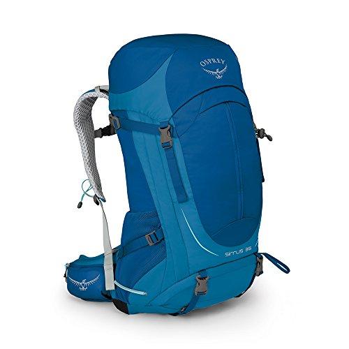 Osprey Sirrus 36 Women's Ventilated Hiking Pack - Summit Blue (WS/WM)