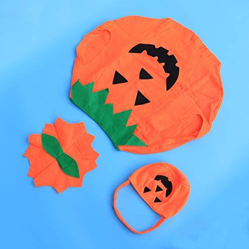 ang Halloween Umhang Hut Hut Umhang Halloween Kostüm süße Accessoires Umhang Party für Halloween Kinderkostüm ()