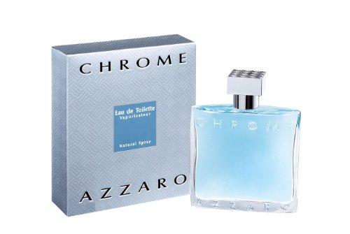 Azzaro Chrome Herren edt 50ml