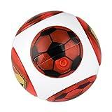 Seconda generazione Battle sfera magnetica, Mamum 360° di rotazione mini finger magnetico Ball Control roll Game induzione Battle giocattoli taglia unica Red