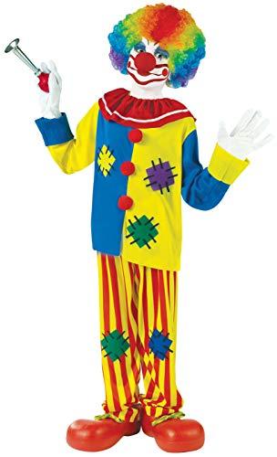 Top Kind Kostüm Fun Big - Big Boys' Big Top Clown Costume Medium (8-10)